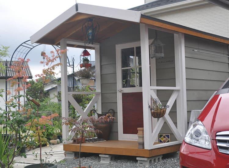 居家型木屋